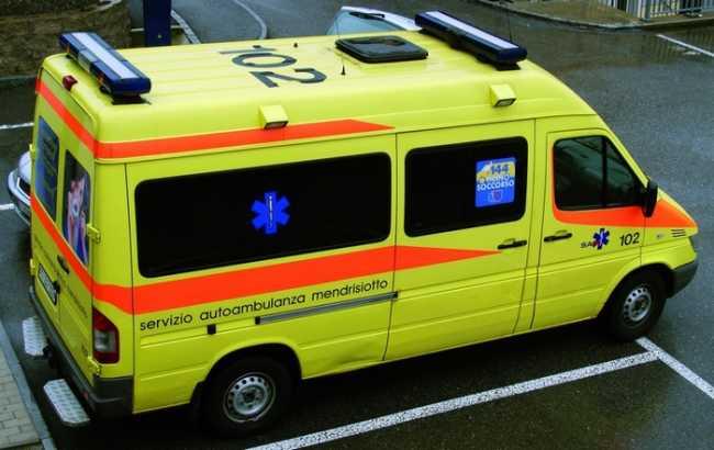 ambulanza sam
