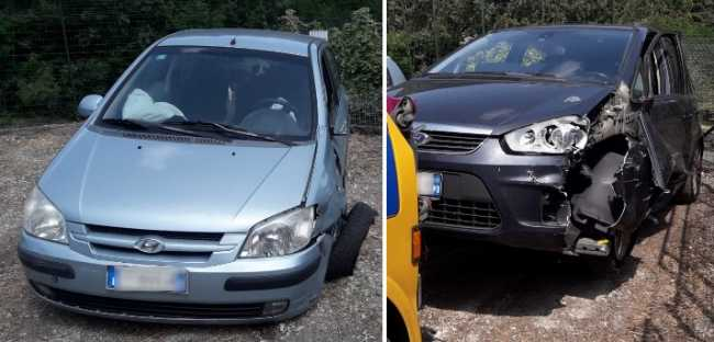 auto incidentate cannobio