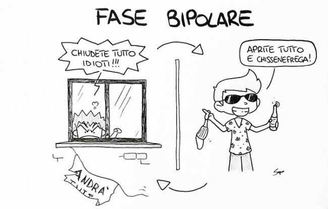 fase bipolare sapo
