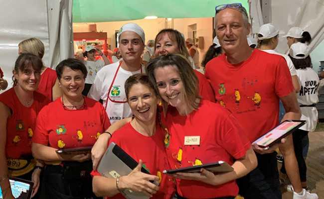 volontari 19 sagra patata rossi