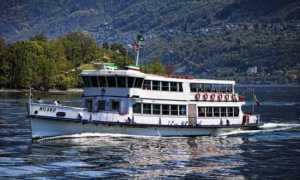 battello navigazione lago maggiore