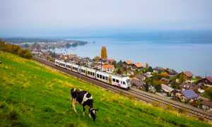 bls treno Jungfernfahrt Kambly Zug