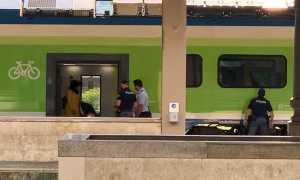 controlli agenti treno verde