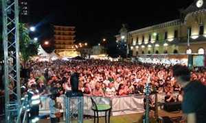 giugno domo piazza festa sera