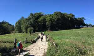 gozzano camminata pellegrino