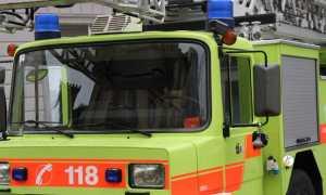 incendio pompieri