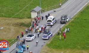 incidente tour de suisse