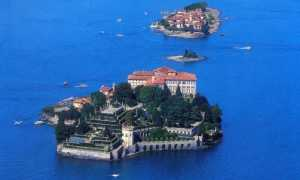 isola borromee panoramica