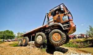 oleggio truck trial