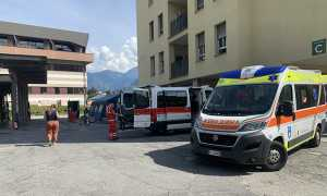 ospedale ambulanze entrata