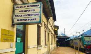 polizia frontiera uffici binario