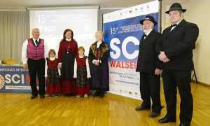 premia presentazione Campionati Walser foto Luigi Framarini