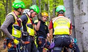 soccorso alpino gruppo